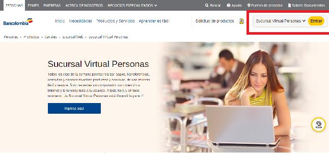 Estado de Cuenta Bancolombia Sucursal Virtual