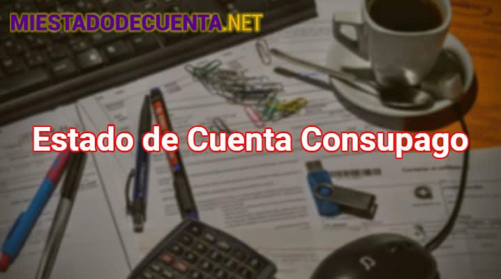 Estado de Cuenta Consupago