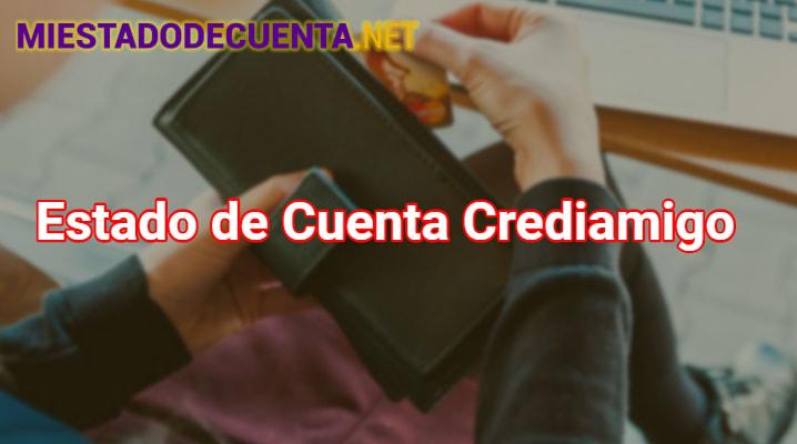 Estado de Cuenta Crediamigo