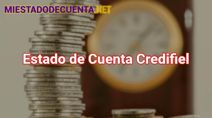 Estado de Cuenta Credifiel