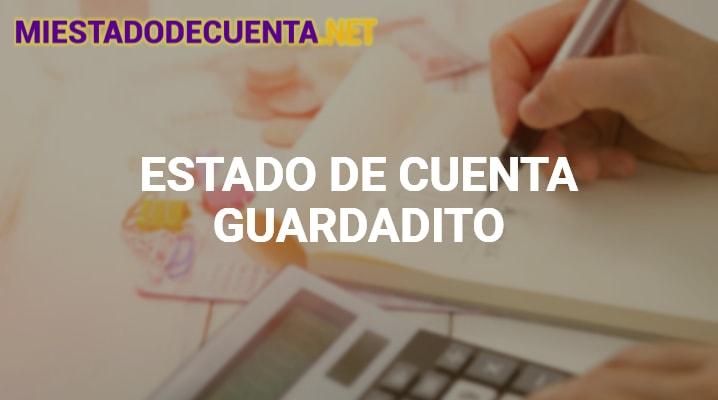 Estado de Cuenta Guardadito