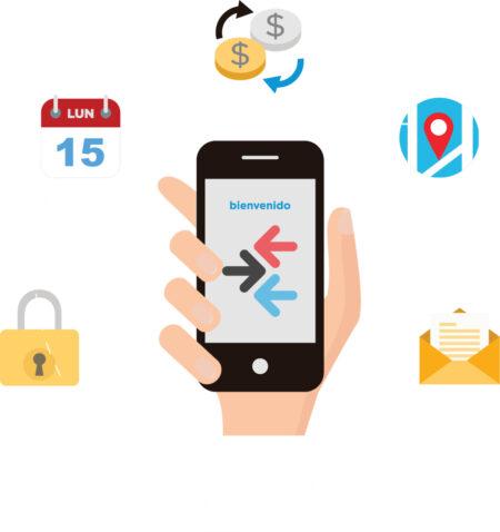 app transfer banamex