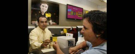 Servicio de tarjeta exito