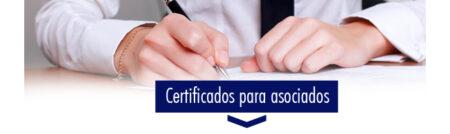 certificado fecolsa asociados