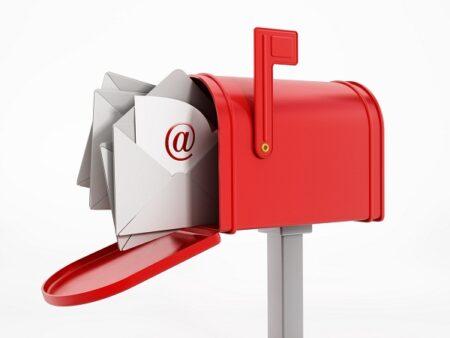 estado de cuenta por correo