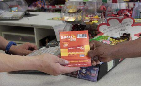 retiro tarjeta saldazo