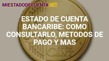 Estado de Cuenta Bancaribe