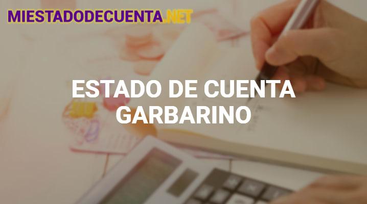 Estado de Cuenta Garbarino