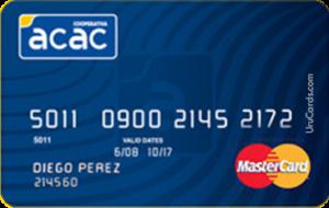 Estado de Cuenta Acac Tarjeta Mastercard
