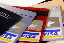 Tipos de tarjeta visa