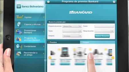 sitio web banco bolivariano