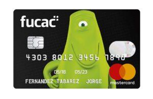 tarjeta de credito fucac